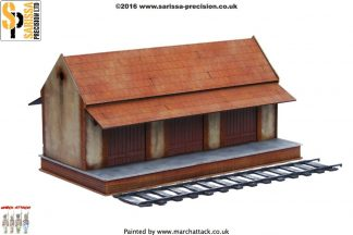 Goods Shed 1