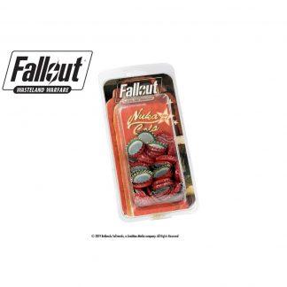 Fallout: Wasteland Warfare Nuka-Cola Caps Set 1
