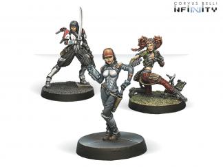 Dire Foes Mission Pack 3: Dark Mist 1