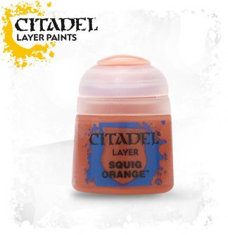 Citadel Layer: Squig Orange 1