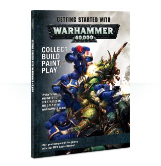 Getting Started With Warhammer 40,000 1