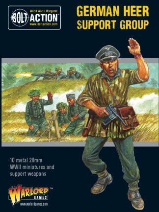 German Heer Support Group 1