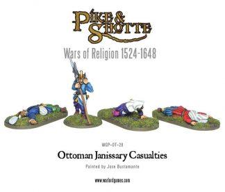 Ottoman Janissary Casualties 1