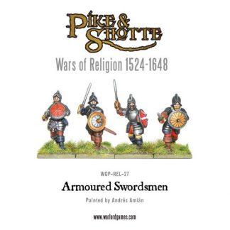 Armoured Swordsmen 1