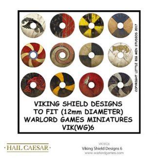 Viking Shield Designs 6 (large round) 1