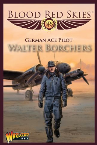 Blood Red Skies: German Ace Pilot Walter Borchers 1
