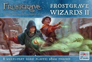 Frostgrave Wizards II 1