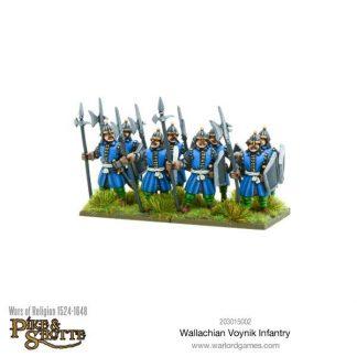 Wallachian Voynik Infantry 1