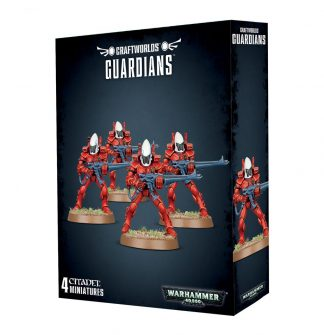 Easy to Build: Craftworld Guardians 1
