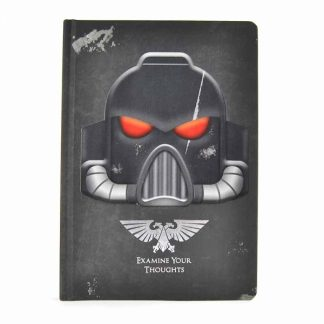 A5 Notebook - Space Marine 1