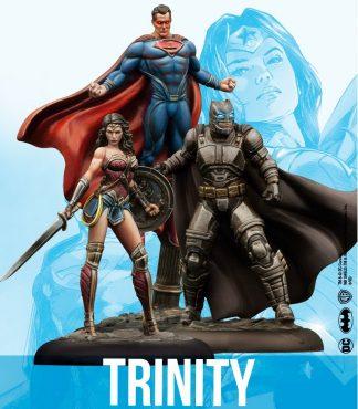 DC: Batman vs Superman Trinity 1