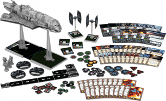 Star Wars X-Wing: Imperial Assault Carrier 1