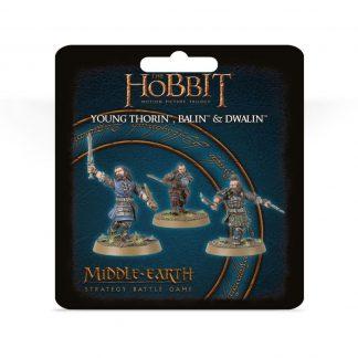 The Hobbit: Young Thorin, Balin and Dwalin 1