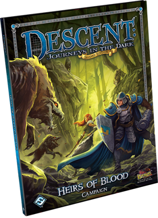 Descent 2nd Ed: Heirs of Blood 1