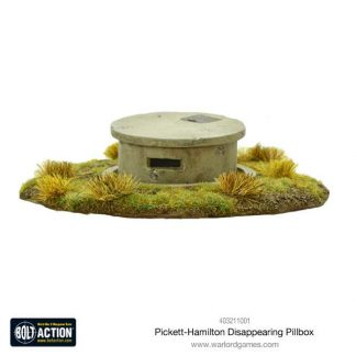 Picket-Hamilton Disapearing pill box 1
