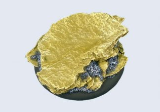 Shale Bases, WRound 50mm (1) 1