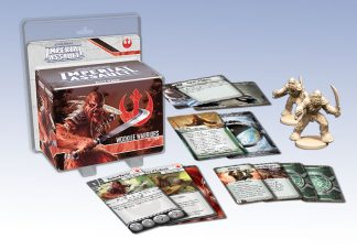 Wookiee Warriors Ally Pack 1