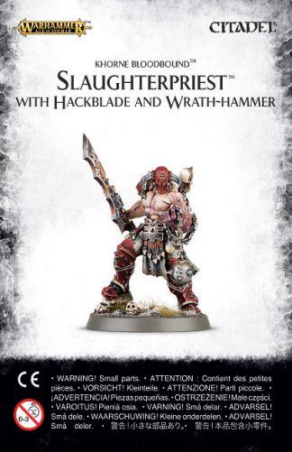 Slaughterpriest with Hackblade 1