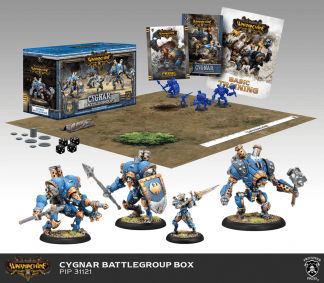 Cygnar Battlegroup MkIII (4) 1
