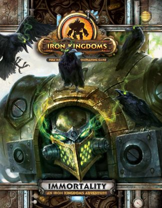 Iron Kingdoms: Immortality 1