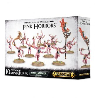 Pink Horrors of Tzeentch 1