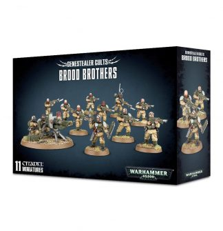 Genestealer Cults Brood Brothers 1