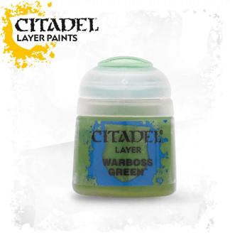 Citadel Layer: Warboss Green 1