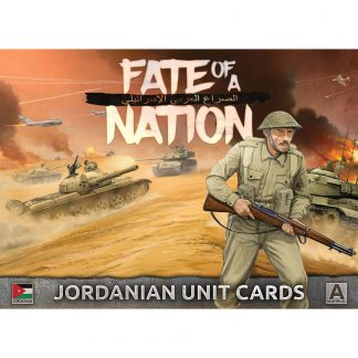 Unit Cards - Jordanian Forces in the Middle East 1