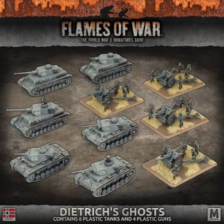 'Dietrich's Ghosts' Army Deal (Plastic) 1
