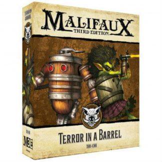 Bayou Terror in a Barrel 1