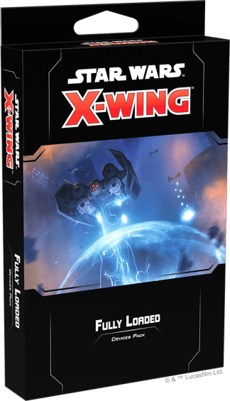 Star Wars X-Wing: Fully Loaded Devices Pack 1