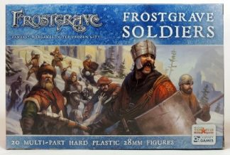Frostgrave Soldiers 1