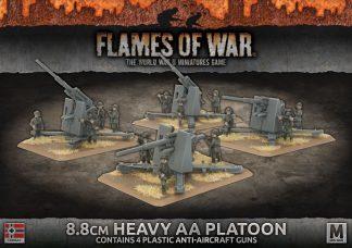 8.8cm Heavy AA Platoon (plastic) 1