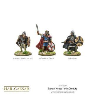 Saxon Kings - 9th Century 1