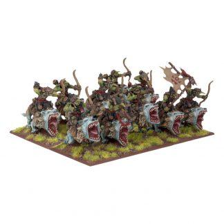 Goblin Fleabag Rider Sniff Regiment (10) 1