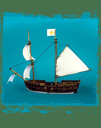 Brigantine Ship 1