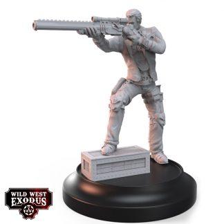 WWX: Gunmen with Juiced Sniper Rifle 1