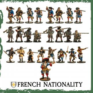 French Nationality Set 1
