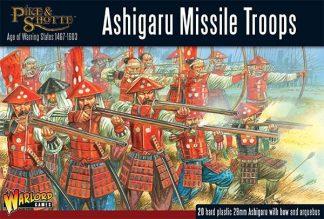Ashigaru Missile Troops 1