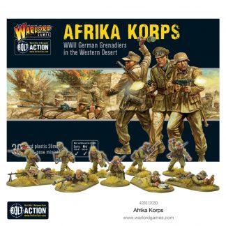 Afrika Korps Infantry 1