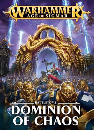 Battletome: Dominion of Chaos 1