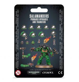 Salamanders Primaris Upgrades & Transfers 1
