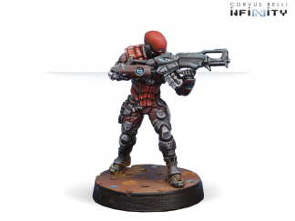 Intruder, Corregidor Assault Commando (HMG) 1