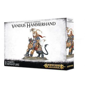 Stormcast Eternals Vandus Hammerhand 1