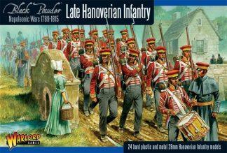 Hanoverian Infantry (24) 1