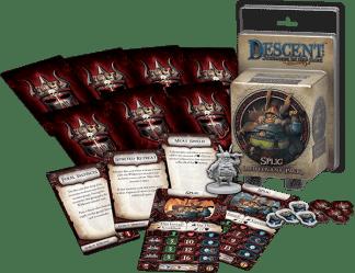 Descent 2nd Ed: Splig 1