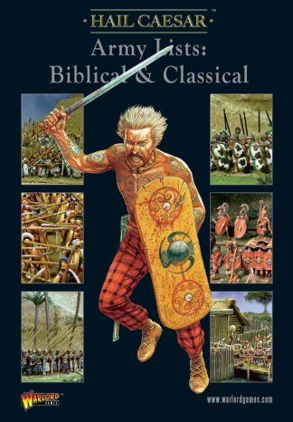 Hail Caesar Army Lists - Biblical & Classical 1