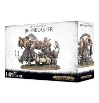 Gutbuaters Scraplauncher / Ironblaster 1