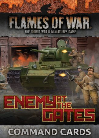 Enemy at the Gates Command Cards 1