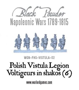 Polish Vistula Legion Voltigeurs in shakos (6) 1